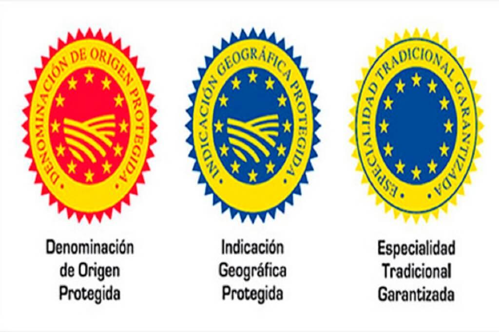 Identificaciones de productos agrícolas y alimenticios